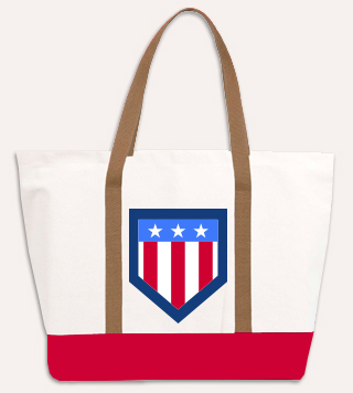 Made in the USA Tote Bag